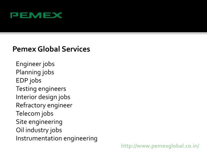 Pemex Global Services