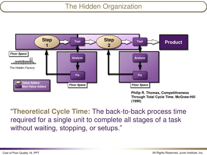 The Hidden Organization