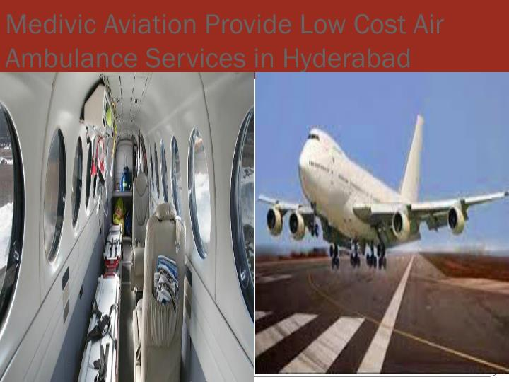 Medivic Aviation Provide Low Cost Air