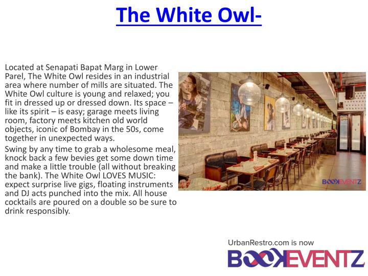 The White Owl-