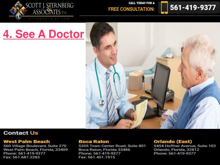 4. See A Doctor