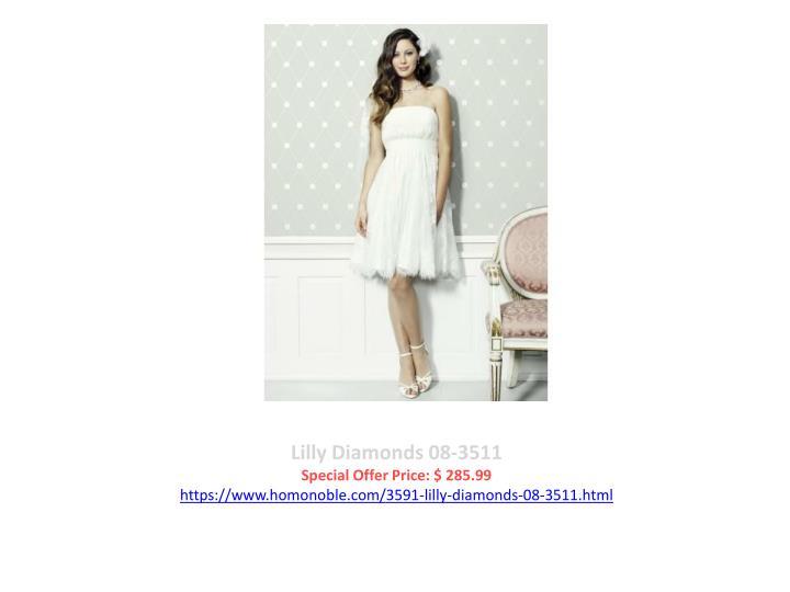 Lilly Diamonds 08-3511