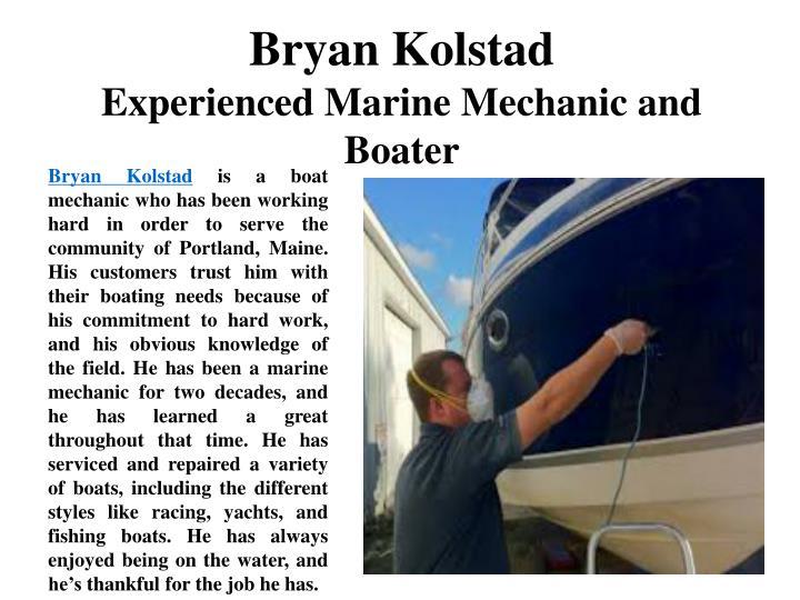 Bryan Kolstad