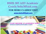 bshs 305 aid academic coach bshs305aid com1