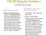 crj 305 slingshot academy crj305cart com1