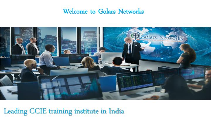 Welcome to golars networks