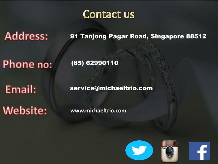 91 Tanjong Pagar Road, Singapore 88512