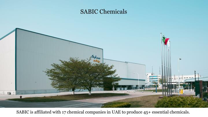 SABIC Chemicals