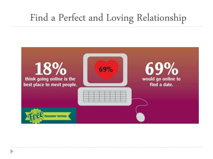 Find a perfect and loving relationship