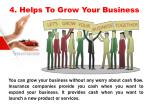 4 helps to grow your business