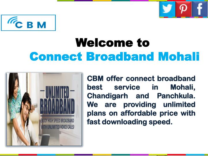 Welcome to connect broadband mohali