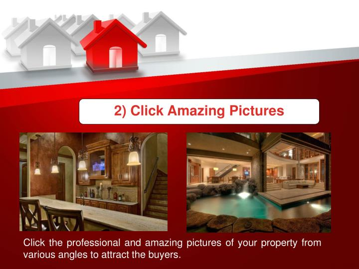 2) Click Amazing Pictures