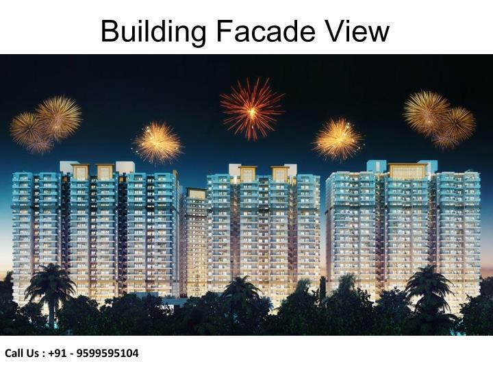 Building Facade View