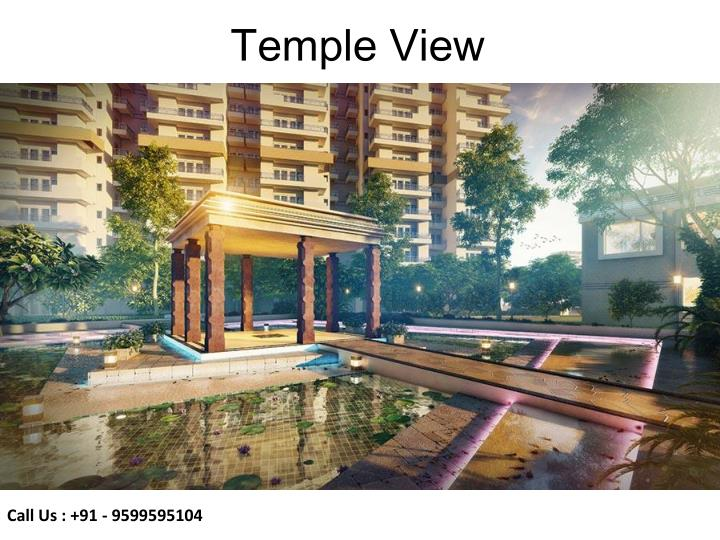Temple View