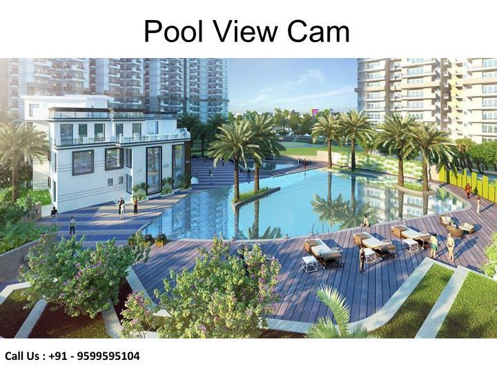 Pool View Cam