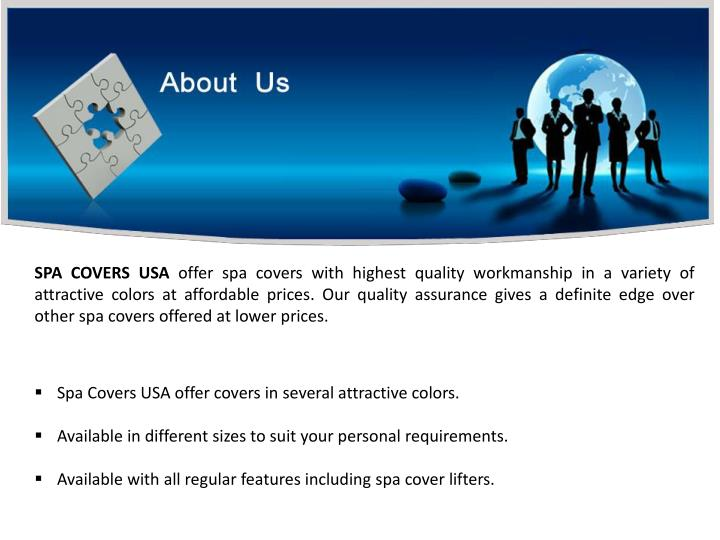 SPA COVERS USA