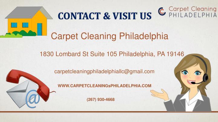 Contact & Visit Us