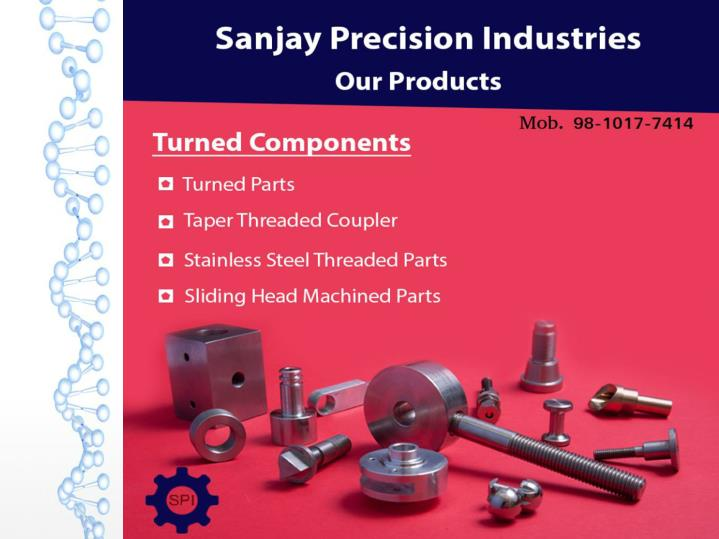 Turned components manufacturers