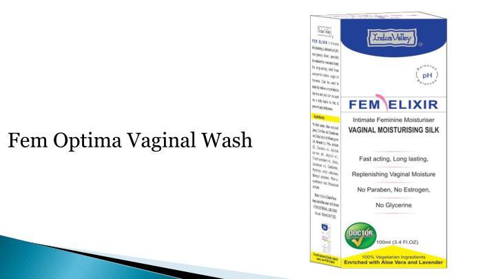 Fem Optima Vaginal Wash