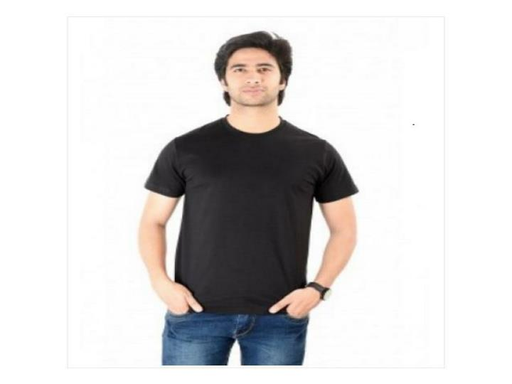 Mens solid red colour t shirts