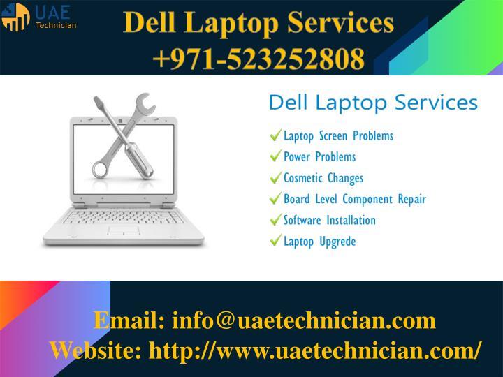 Dell Laptop Services
