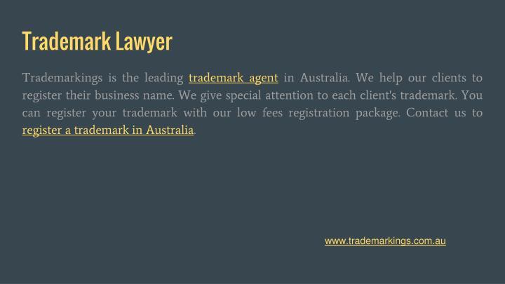Trademark Lawyer