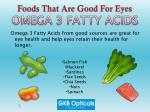 foods that are good for eyes1