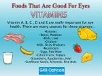 foods that are good for eyes2