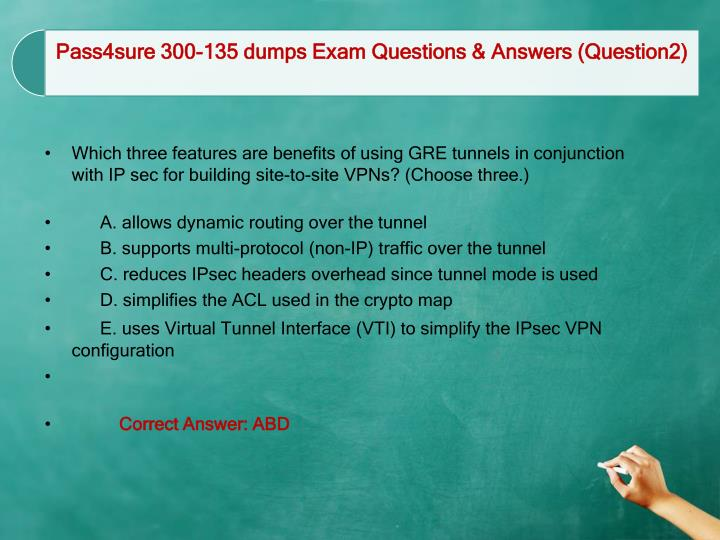 Which three features are benefits of using GRE tunnels in conjunction with IP sec for building site-to-site VPNs? (Choose three