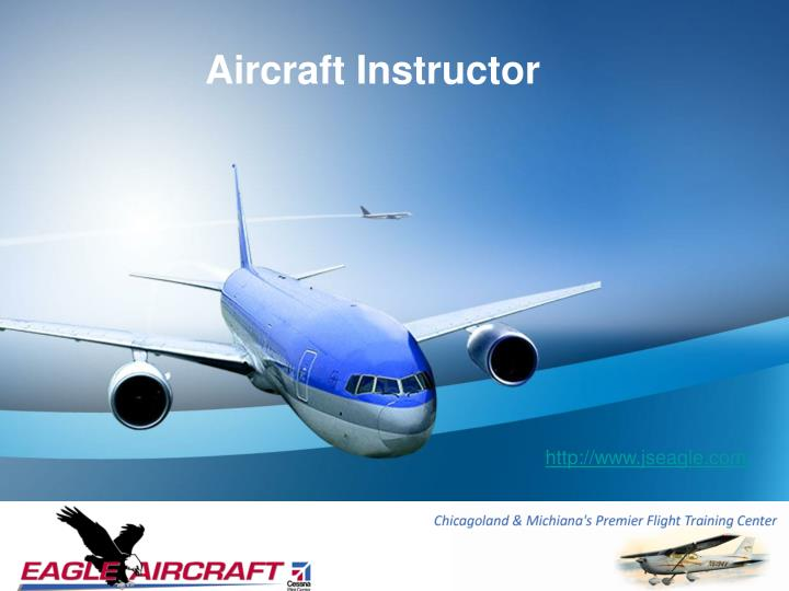 Aircraft instructor