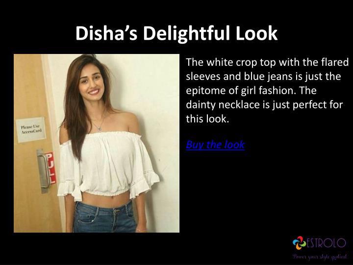 Disha's