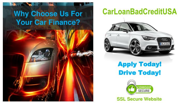 Why Choose Us For Your Car Finance?