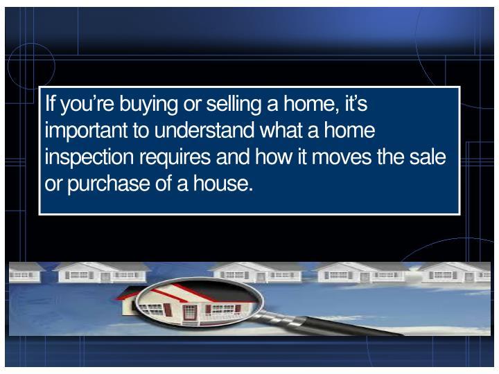 Utah real estate home inspection