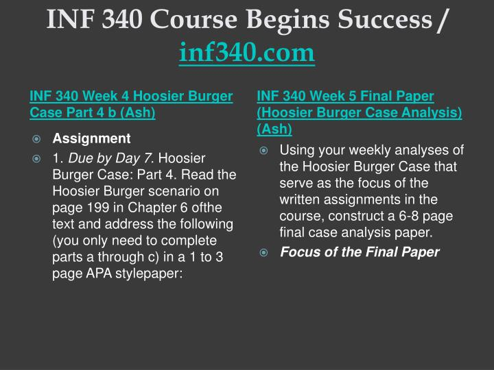 wendys case analysis paper Get the latest news and analysis in the stock market today, including national and world stock market news, business news, financial news and more.