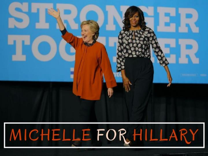 michelle for hillary n.