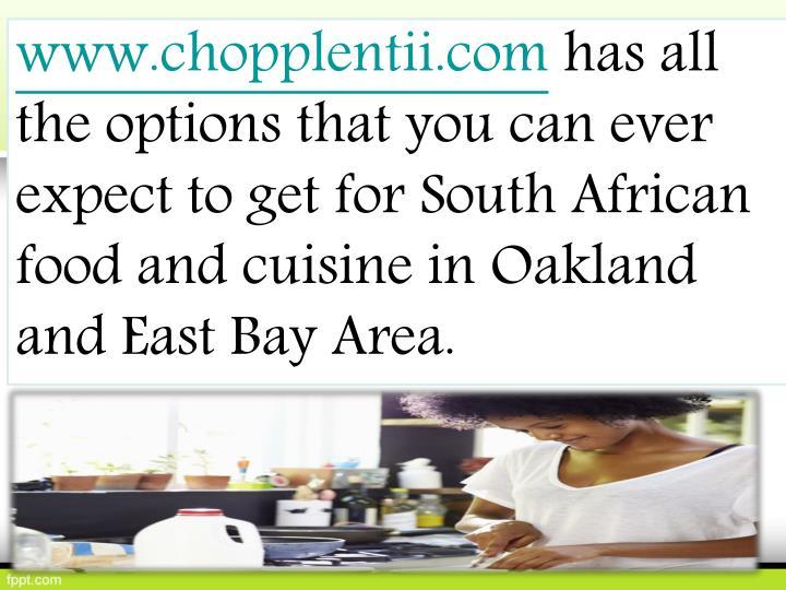 www.chopplentii.com