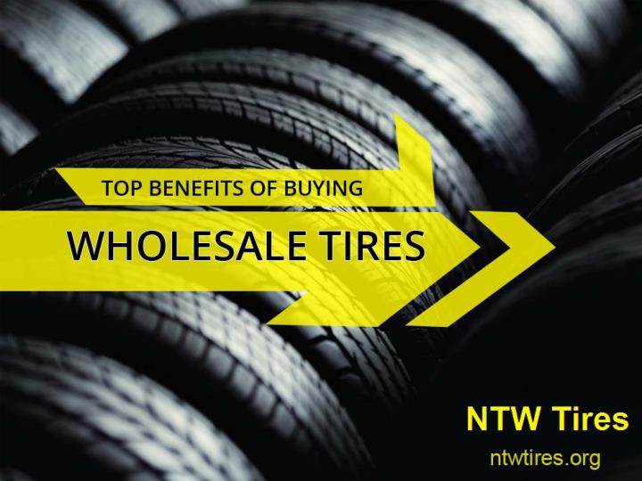 Top benefits of buying wholesale tires