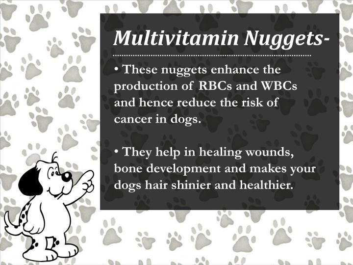 Multivitamin Nuggets-