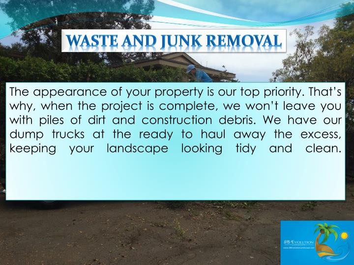 Waste and Junk Removal
