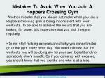 mistakes to avoid when you join a hoppers crossing gym3