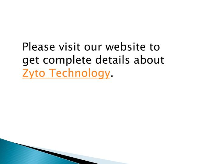 Please visit our website to get complete details about