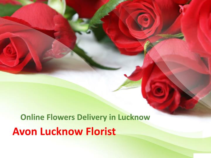 online flowers delivery in lucknow