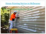 house painting service in melbourne
