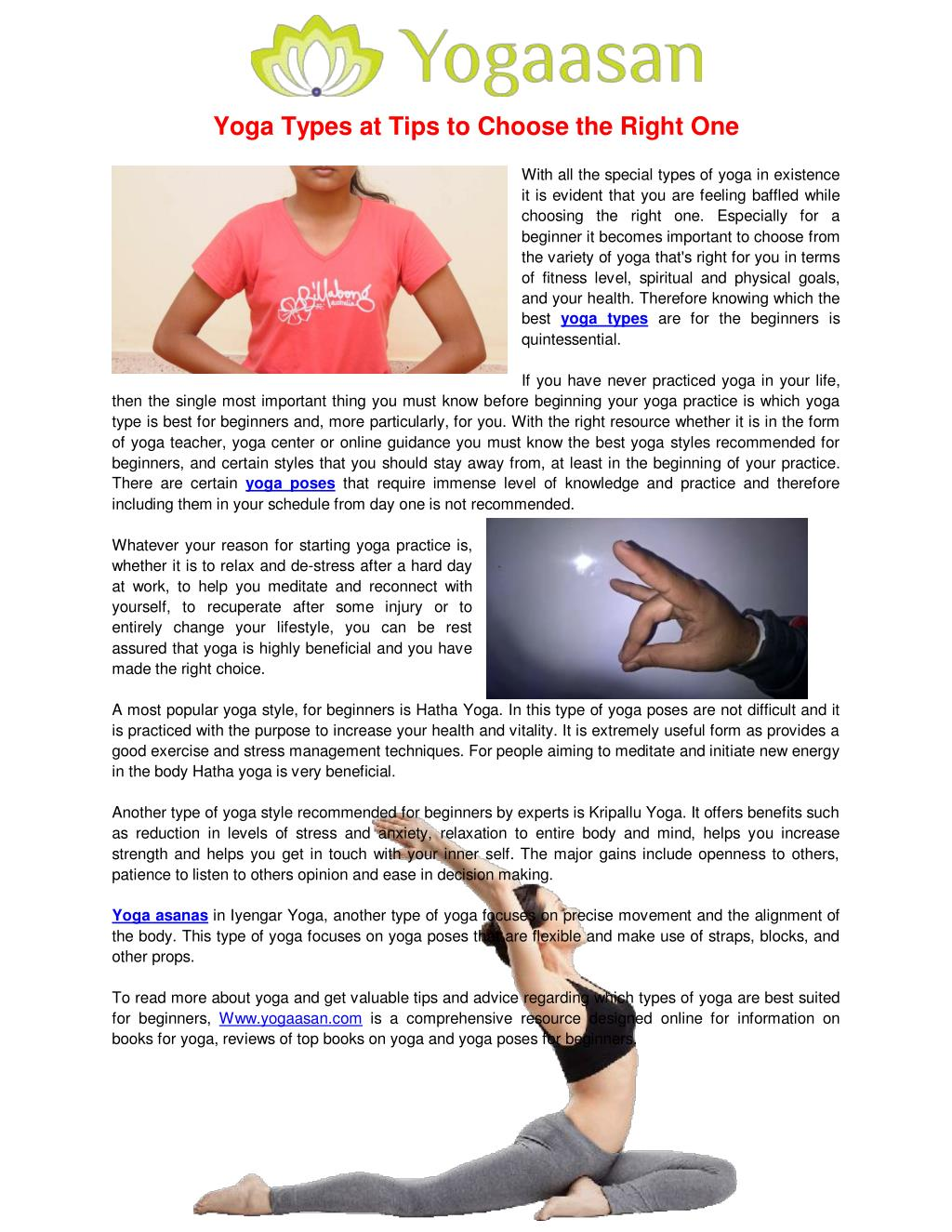 Ppt Yoga Poses Powerpoint Presentation Free Download Id 7431885