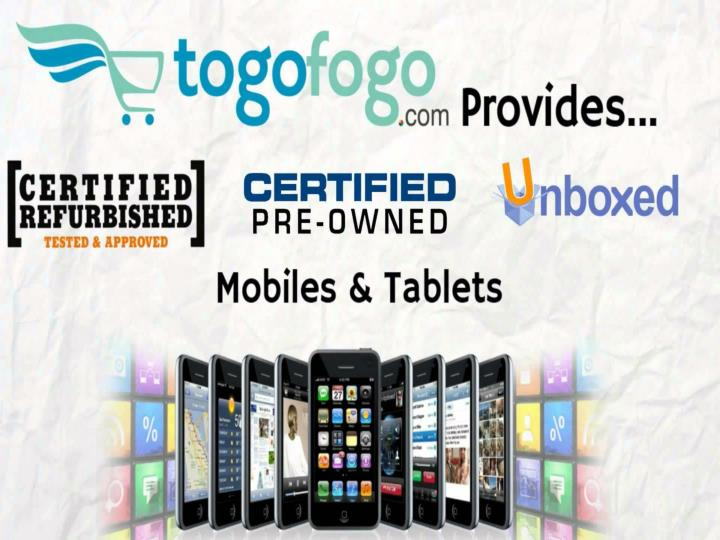 Togofogo online mobile shopping in india