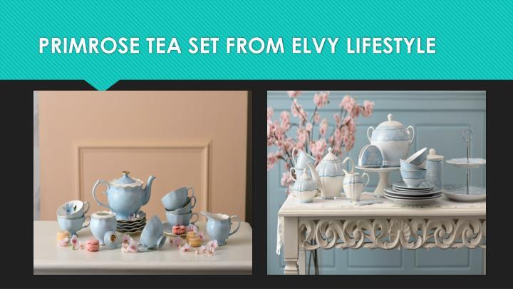 Primrose tea set from elvy lifestyle