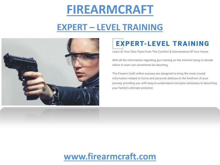 FIREARMCRAFT