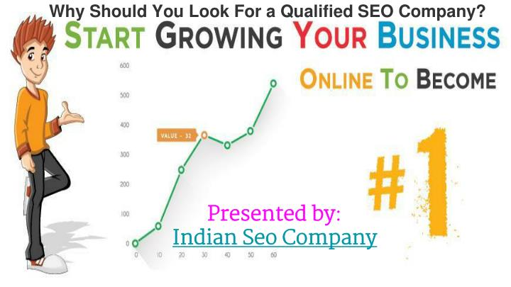 Why should you look for a qualified seo company