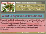 ayurvedic treatment for kidney failure1