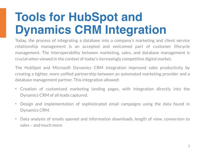 Tools for HubSpot and